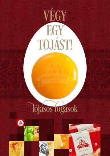 Végy egy tojást - Tojásos fogások