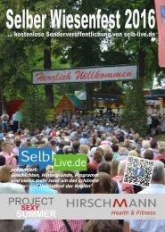 Selber Wiesenfest 2016
