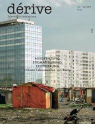 dérive - Zeitschrift für Stadtforschung, Heft 64 (3/2016), Ausgrenzung, Stigmatisierung, Exotisierung - Urbane Lebenswelten von Roma