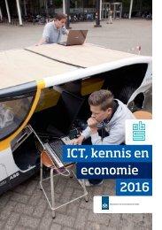 ICT kennis en economie 2016