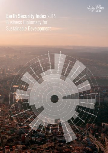 Earth Security Index 2016 Business Diplomacy for Sustainable Development