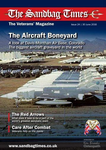 The Aircraft Boneyard