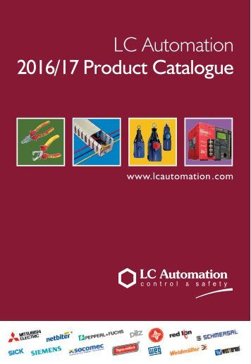 2016/17 Product Catalogue