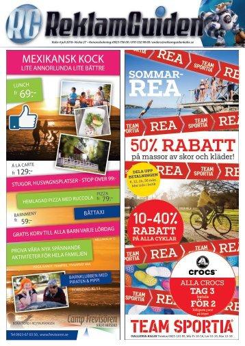 ReklamGuiden Kalix v27 -16 (4/7-10/7)