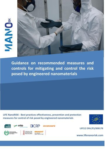 NanoRISK_Guidance on RMMs May 2016 final draft