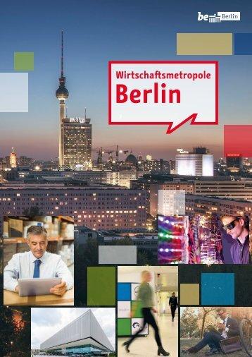 Wirtschaftsmetropole Berlin