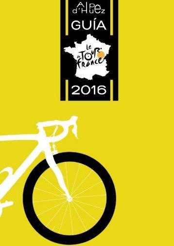 Guía Tour de Francia 2016