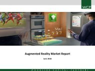 Augmented Reality Market Report