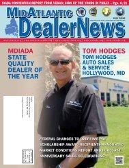 JULY 2016 MidAtlantic Dealer News