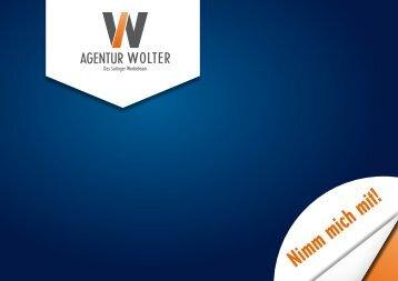 Portfolio Agentur Wolter