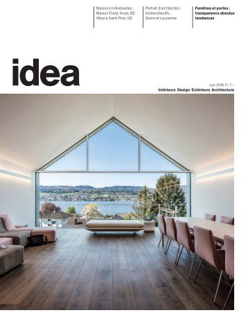 IDEA 3/16: Les tendances dans le secteur des cuisines: SANEO Lonay