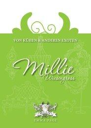 Millie Band 1 – Von Kühen & anderen Exoten