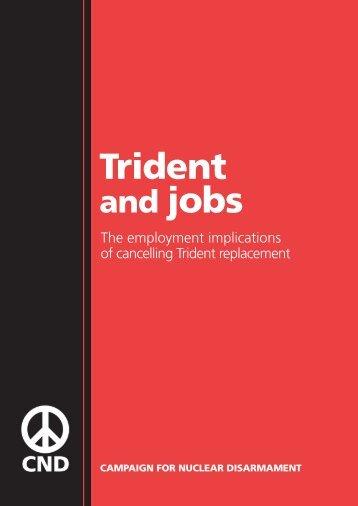 Trident jobs