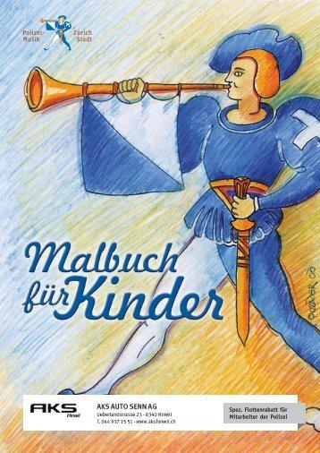Malbuch für Kinder Bülach_GZD