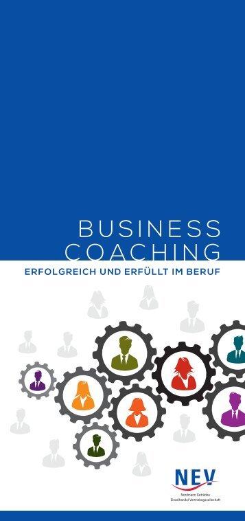 Business Coaching Anke Weber
