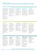 UCLPartners Annual Report 2015/16 - Page 4
