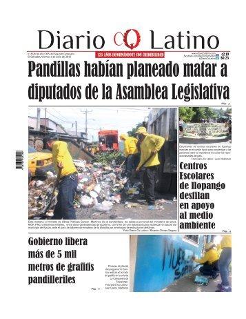Edición 1 de Julio de 2016