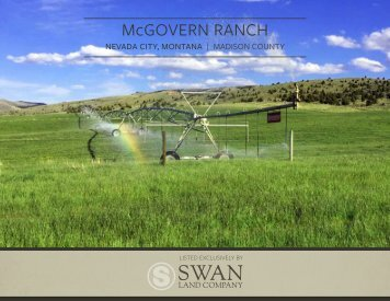 McGovern Ranch Offering Brochure