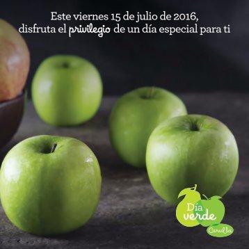 Correo Dia Verde julio 2016, bono 5.000