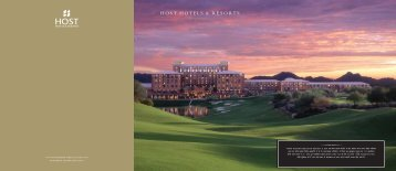 ritz-carlton, amelia island - Host Hotels & Resorts, Inc