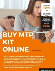 Place your Order for MTP KIT at nominal price