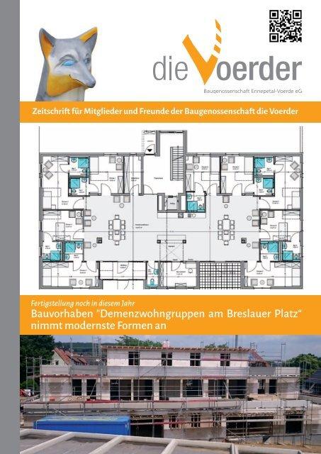 die Voerder - Baugenossenschaft Ennepetal-Voerde eG - Ausgabe 2/16
