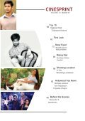 Cinesprint Magazine July 2016 - Page 7