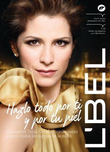 Catalogo de Julio 2016 espanol