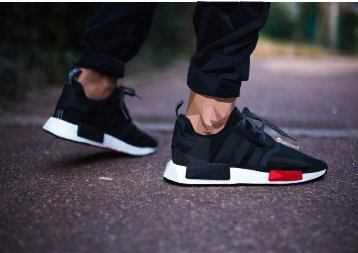 NMD's low poly 2