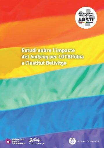 Estudi sobre l'impacte del bullying per lgtbifòbia a l'Institut Bellvitge