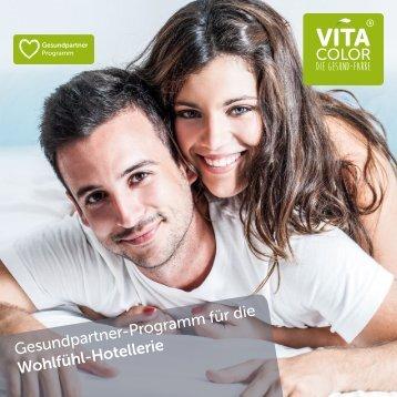 VitaColor Gesundpartner-Programm für die Wohlfühl-Hotellerie