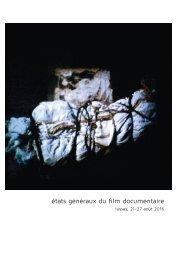 états généraux du film documentaire