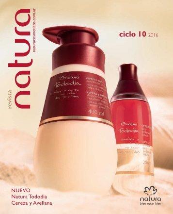 Catálogo Revista Digital Natura Cosméticos - Consultora Marianela La Plata