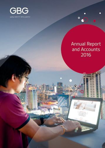 Annual Report and Accounts 2016