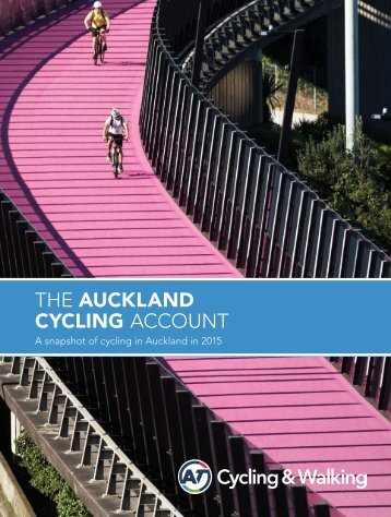THE AUCKLAND CYCLING ACCOUNT