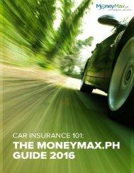 MoneyMaxPH Car Insurance E-Book