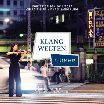 146 Spielzeit der Dresdner Philharmonie