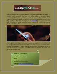 How to Unlock HTC phone Online