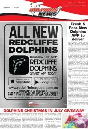 Dolphins Digital News July 2016