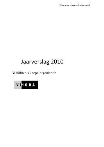 Jaarverslagkoepel 2010.pdf - Vlhora
