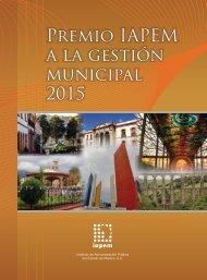 Premio IAPEM a la gestión municipal 2015