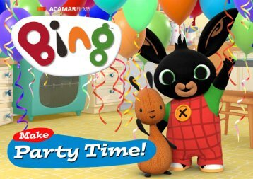 Bing Party!