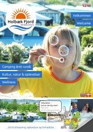 Velkommen til Holbæk Fjord Camping