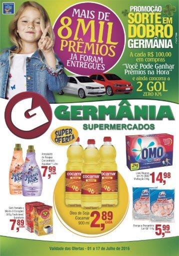 Ofertas Germânia - 01-07 / 17-07