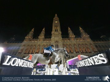 Comms Report - Vienna 2015