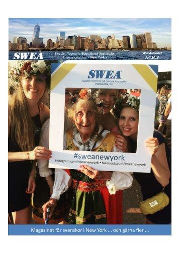SWEA Bladet_2016_2_juli