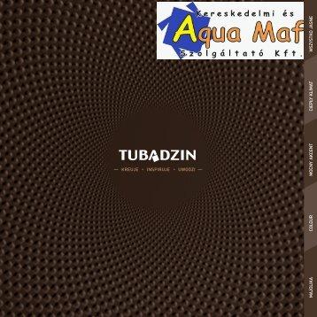 Tubadzyn Katalógus 2015