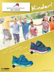 Schuhe für coole Kids - Schuhmoments_Bad Aussee