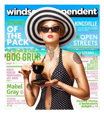 Windsor Independent July 2016