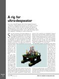 A rig for ultra-deepwater - Page 2